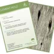 Element Erde Sammelkarte von Christiane Witt - Feng Shui Beratung
