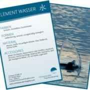 Element Wasser Sammelkarte von Christiane Witt - Feng Shui Beratung