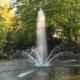 Springbrunnen in Frankfurt am Main - Christiane Witt - Feng Shui Beratung