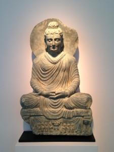 meditierender Buddha von Christiane Witt - Feng Shui Beratung