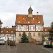 altes Rathaus von Bad Vilbel - Christiane Witt - Feng Shui Beratung