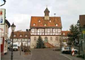 altes Rathaus von Bad Vilbel