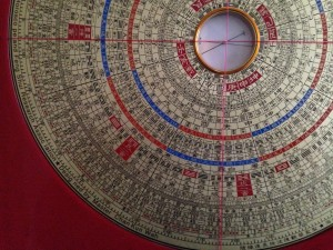 chinesischer Kompass LoPan von Christiane Witt Feng Shui Beratung