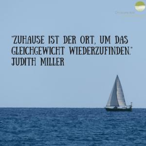 Zitat von Judith Miller - Christiane Witt - Feng Shui Beratung