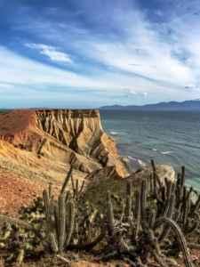Venezuela Meer Felsen Element Wasser Christiane Witt Feng Shui Beratung
