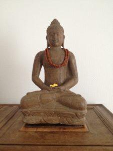 Buddha von Christiane Witt - Feng Shui Beratung