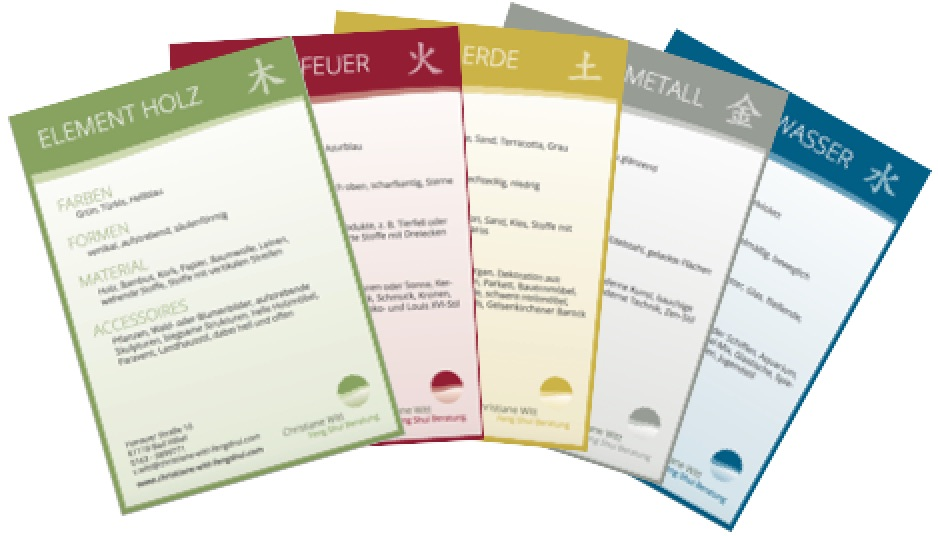 Farben Archive Christiane Witt Professionelle Feng Shui Beratung