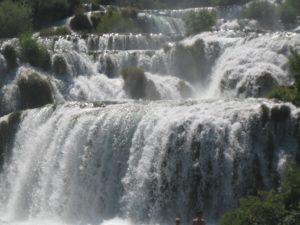 Wasserfall Element Wasser Christiane Witt Feng Shui Beratung