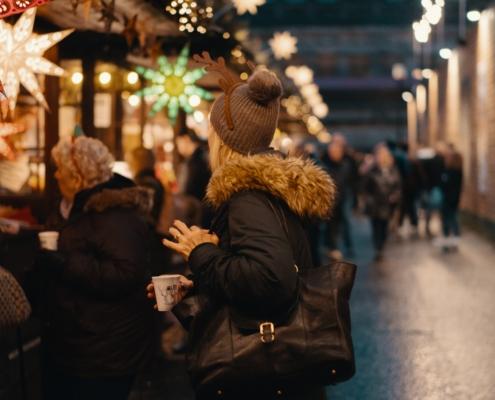 Weihnachtsmarkt Christiane Witt - Feng Shui Beratung