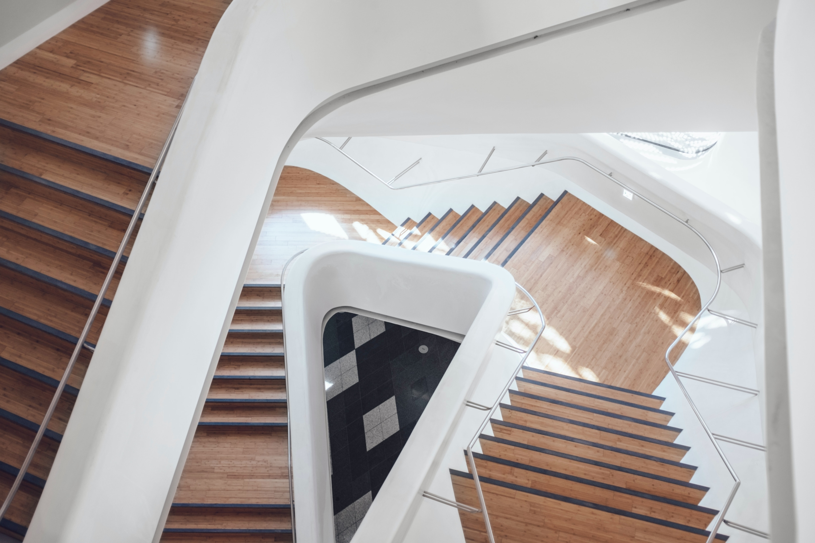 Treppe Treppenhaus Christiane Witt Feng Shui Beratung