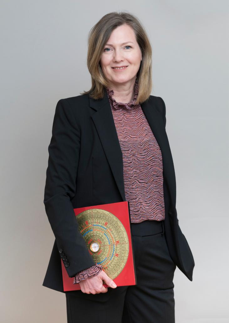 Christiane Witt - Feng Shui Beratung Unternehmen gespiegelt
